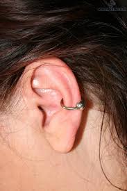 ear piercing hoop g23titan gold color captive bead rings for ear tragus helix lobe