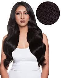 bellissima hair extensions bellissima 220g 22 black 1b bellami hair