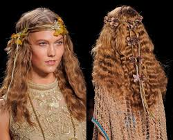 hippie hair accessories hair accessory trends best hair accessories