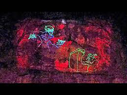 stone mountain laser light show donald trump the human laser show overthinking it
