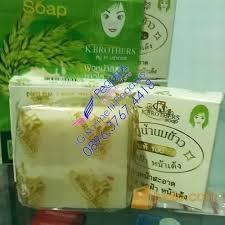 Sabun Thailand sabun beras thailand k sabun beras asli 0812 3230 8116