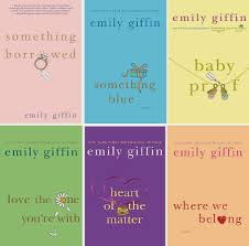 something blue emily giffin stacibishop review the one only emily giffin
