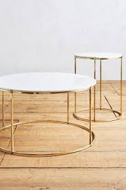 Brass Accent Table Putting It All On The Table La Dolce Vita
