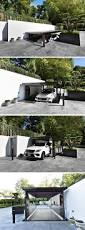 this disappearing garage lowers into the ground and becomes if you want to have a garage but don t want to it seen