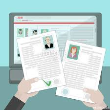 hands holding resume find resume and hiring finding staff on