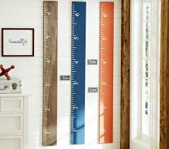 personalized growth charts pottery barn