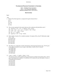 stoichiometry questions