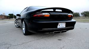 2000 camaro exhaust system 2002 camaro ss cme exhaust