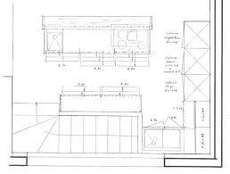 hauteur prise cuisine plan de travail norme hauteur plan de travail cuisine cuisine norme hauteur plan