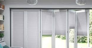 Window Blinds Patio Doors Door Blinds A Perfect Fit For Your Bifolds U0026 Patio Doors