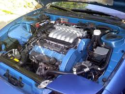 dodge stealth jdm electric supercharger on a dodge stealth es 3000gt stealth