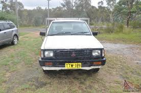 triton std 1990 cab chassis 5 sp manual 2 6l carb in rylstone nsw