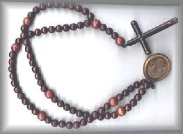 15 decade rosary rosaries identify this clerics