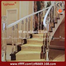 Banister Staircase Crystal Stair Railing Crystal Stair Railing Suppliers And