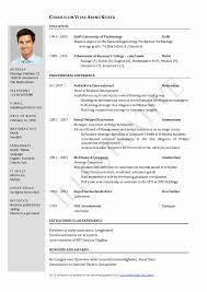 simple cv format in word file sle resume word file luxury free curriculum vitae template word