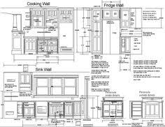 wooden building kitchen cabinets plans diy blueprints building