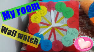 how to make wall clock for kids room wall clocks kids rooms and