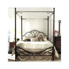 Wrought Iron Canopy Bed Wrought Iron Canopy Bed Iron Canopy Bed Frame With Antique