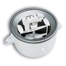 Stand Mixer Kitchenaid by Kitchenaid Ice Cream Maker Attachment For Kitchenaid Stand Mixers