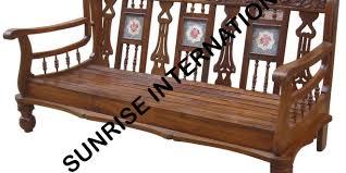 Wooden Sofa Furniture Farnichar Sofa Set Home And Textiles