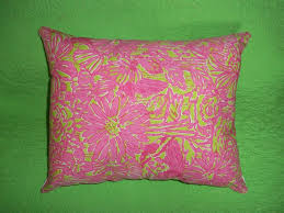 Pink Decorative Pillows Getting The Lilly Pulitzer Pillows Tedxumkc Decoration