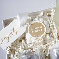 wedding gift box custom engagement gifts and client gifts foxblossom co