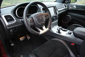 jeep grand cherokee interior 2013 review 2013 jeep grand cherokee srt 4 4 car reviews and news at