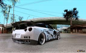 Nissan Skyline R35 For Gta San Andreas