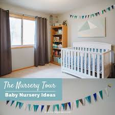 Nursery Decorations Boy Baby Radniecki The Nursery Tour Baby Boy Nursery Ideas