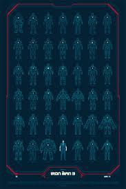 cool iron man 3 wrap poster and 2 mondo posters u2014 geektyrant