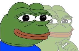 Meme Smile - smile on the outside feel smug on the inside smug frog know