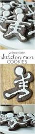 Skeleton Pictures For Halloween Little Chocolate Skeleton Men Cookies Sugar Dish Me