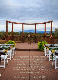 smoky mountain wedding venues about us flower mountain weddings receptions