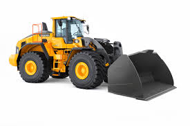 volvo highway tractor volvo l260h two full buckets for one full truck lectura press
