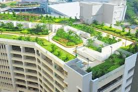 Rooftop Garden Design India