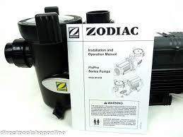 zodiac flo pro 1 5hp pump flopro swimming pool pump w245150