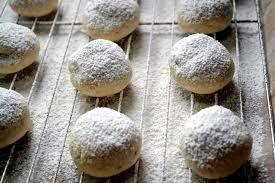 wedding cookies italian wedding cookies the ferraro kitchen