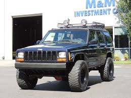 mud jeep cherokee 1998 jeep cherokee se 4wd 6 cyl 4 0 liters mud tires lifted