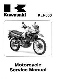 klr 650 2008 service manual by alberto rivera issuu