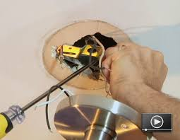 light fixtures easy how to install a light fixtures how to