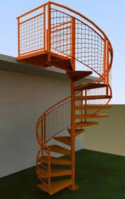 Spiral Staircase Handrail Covers Outdoor Spiral Stairs U0026 Exterior Staircases In Ct U0026 Nyc Acadia