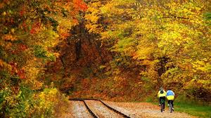Places to go biking visit maryland
