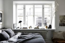 House Plans With Big Windows by Bedroom Scandinavian Style Dress Up Your Home In Elegant
