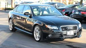 2012 audi a4 s line village luxury cars toronto youtube