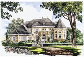 chateau home plans eplans chateau house plan majestic bay 5134 square and 4