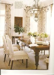 Slip Covers For Dining Room Chairs 91 Best Slipcovers Images On Pinterest Slipcovers Chair Covers