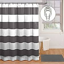 The Latest In Shower Curtain Bathroom Shower Ideas Shower Curtains Rods Bed Bath U0026 Beyond