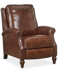leeah leather pushback recliner recliner and house