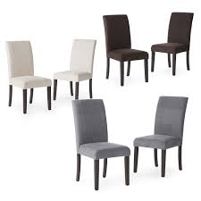 Microfiber Dining Room Chairs Dining Chairs