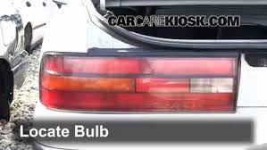 1996 toyota camry brakes brake light change 1990 1991 toyota camry 1991 toyota camry le